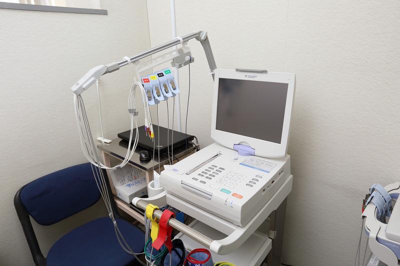 血圧脈派検査装置(動脈硬化検査)